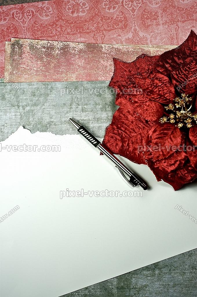 Christmas writepaper