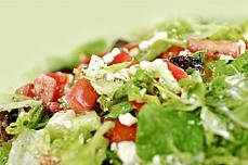salads, fresh, wet