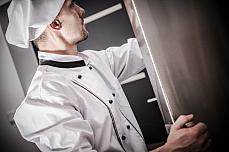 cook chef tidy order
